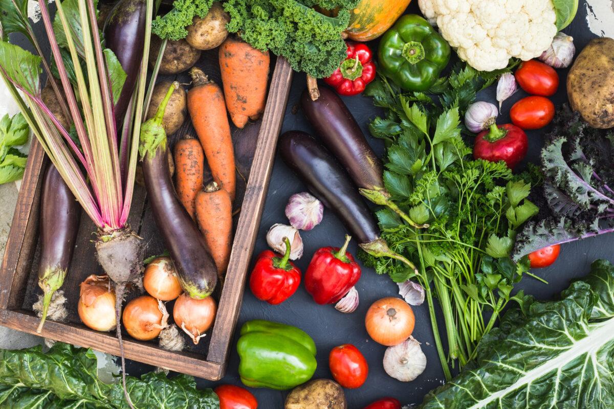 Spis grønsager