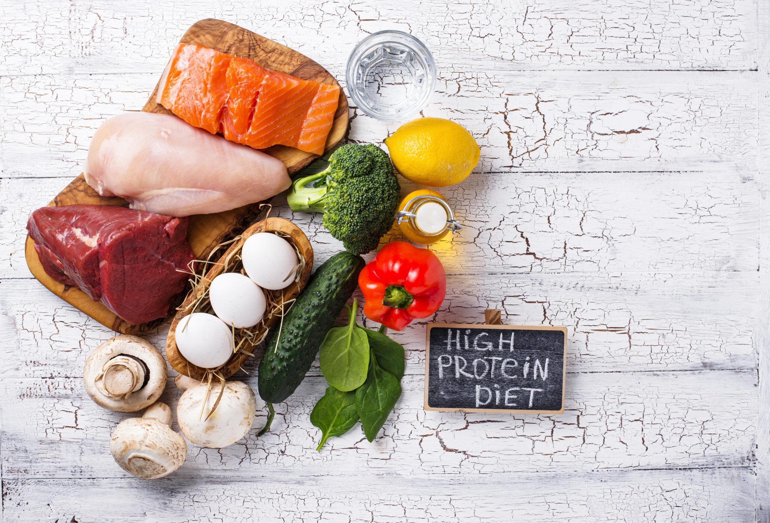 Hvor meget protein?